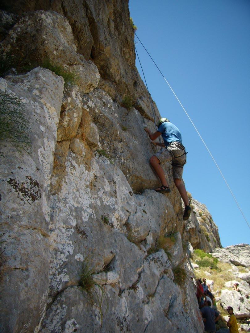 Rock Climbing - Alternative Crete